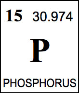 Aisscience7elements licensed for non commercial use only 15 name phosphorus symbol p urtaz Image collections